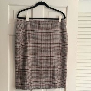NWT Talbots wool skirt. Size 14 fully lined